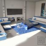 modern oturma odası modelleri