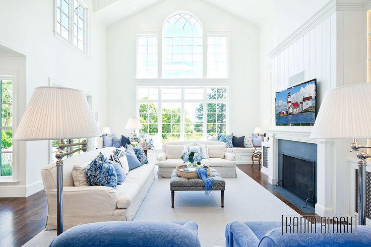 Ev dekorasyonlarında Country Modelleri