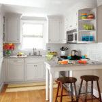 Küçük mutfak modelleri