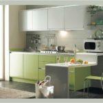 yesil-renk-kucuk-mutfak