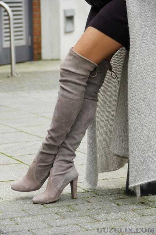 Çizme Modelleri