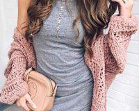 Sonbahar Sezonuna Uygun Elbise Modelleri ve Kombinler