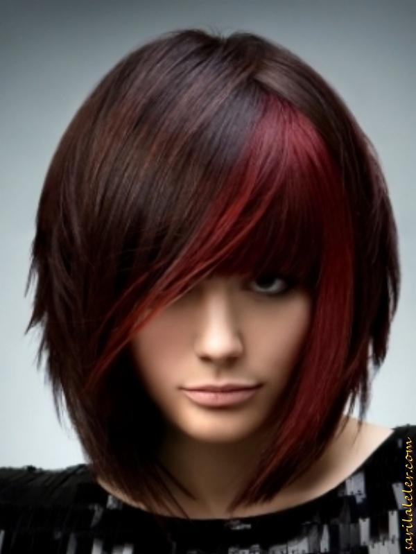 Kızıl Saç Modelleri 2016 Türkiyenin Kadınlarının Blogu