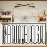 vintage yatak odası takımı