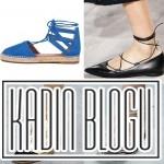2016 İlkbahar / Yaz Ayakkabı Modelleri