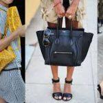 siyah çanta modelleri
