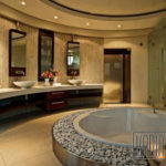 Ahşap Banyo Modelleri