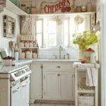 Vintage küçük Mutfak Modelli