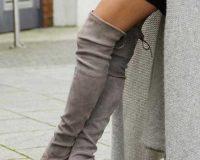 Görmeniz Gereken Çizme Modelleri ve Kombinleri